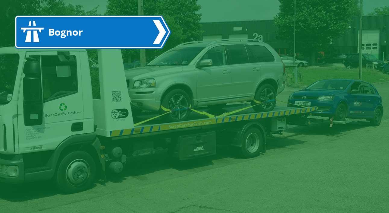Best prices paid for scrap cars in Bognor Regis.   Scrap Cars For Cash
