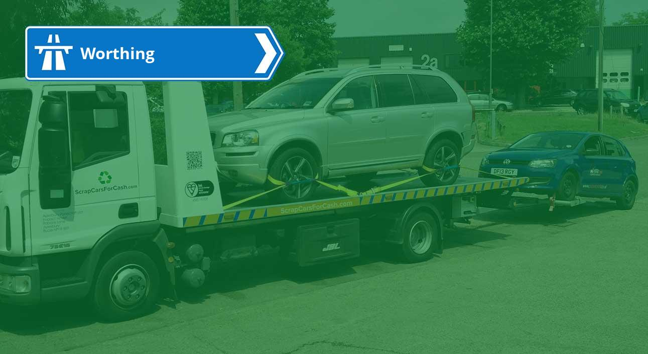 Our scrap car Worthing branch buys all types of vehicles | Scrap ...